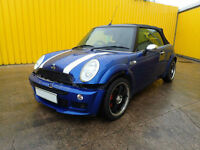 2006 BMW MINI ONE 1.6 PETROL 5 SPEED MANUAL
