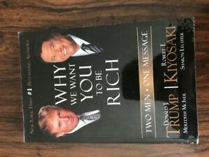 Why We Want You to Be Rich : Two Men, One Message With DVD