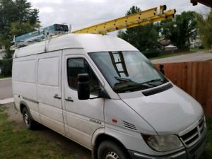 2006 Dodge Sprinter. Work Van.