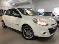 Renault Clio 1.2 TCe ( 100bhp ) 2012MY Dynamique Tom Tom