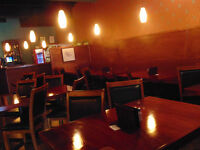 Restaurant For Sale (Fully Licensed) + Hookah Lounge