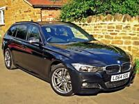 2014 BMW 335 D 3.0TD 313 BHP M-SPORT X-DRIVE TOURING AUTO. ONLY 8,000 MILES !!
