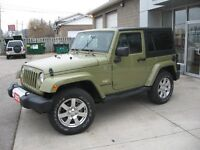 2013 Jeep Wrangler Sahara SUV, Crossover, Clean Car Proof