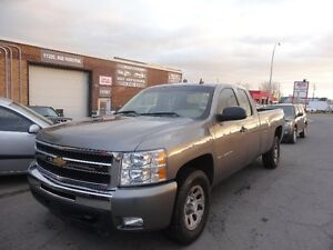 CHEVROLET SILVERADO 2008 AUTOMATIQUE 4*4 KING CAB