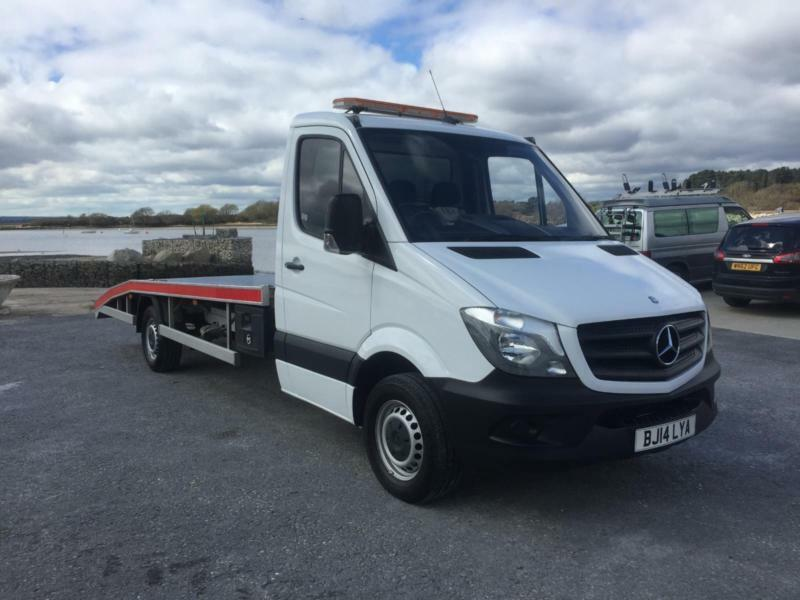 2014 mercedes benz sprinter recovery truck 2 1td 313cdi lwb in poole dorset gumtree. Black Bedroom Furniture Sets. Home Design Ideas