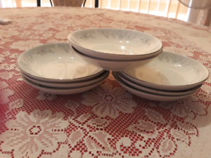 Bowls  8 small. Eloquence Fine Porcelain China. 14cm across. Sorrento Joondalup Area Preview