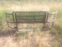 Used Brush Guard front bumper