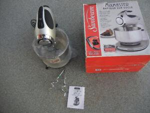 Batteur socle,robot  Ninja mélangeur,tapis roulant