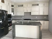 Custom Kitchen Cabinets & Countertops @ Reasonable prices