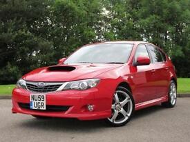 2009 Subaru Impreza 2.5 WRX Hatchback 5dr Petrol Manual (246 g/km, 227 bhp)