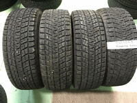 P265/65R18 BRIDEGESTONE BLIZZAK Winter Tires