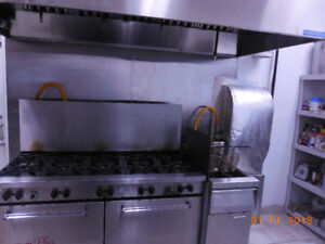 Take out restaurant/catering business for sale