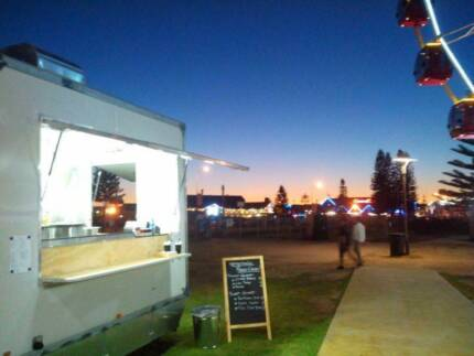 Food Truck with Grill & Coffee Machine West Perth Perth City Preview