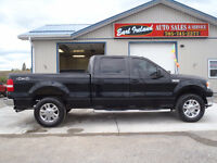 2008 Ford F-150 XLT crewcab 4x4 Peterborough Peterborough Area Preview