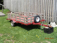 New price - Utility Trailer for sale