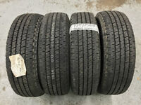 235/75R17 HANKOOK DYNAPRO ($200 for all four Tires)