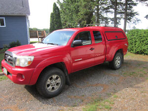 2007 Toyota Tacoma 4x4 Access Cab Pickup Truck