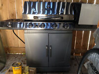 Chef bbq, stainless steal - works great!