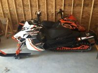 2015 Arctic Cat XF9000 Cross Country