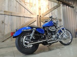 2007 Harley-Davidson XL1200C Sportster Custom Peterborough Peterborough Area image 3