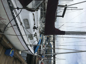 """29' Sloop """"Take 5"""" - reduced for quick sale"""