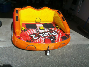 Jr. Wakeboard and towable tube