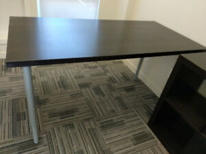 Table and Drawers
