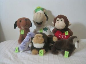 Belles peluches_toutous (7) / Stuffed animals (7)