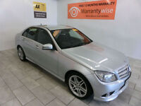 2008 Mercedes-Benz C320 3.0TD CDI 7G-Tronic Sport Edition **BUY FOR £52 A WEEK**