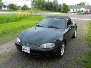 1999 Mazda MX-5 Miata Turbo