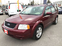 2006 Ford FreeStyle LIMITED AWD SUV…LOADED..6 SEATER…MINT