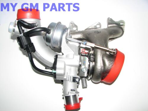 chevy cruze 1 4 turbo charger 2011 2016 new oem 55565353 ebay. Black Bedroom Furniture Sets. Home Design Ideas