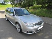 2007 '07' FORD MONDEO 2.2 TDCI ST 155 ESTATE IN SILVER