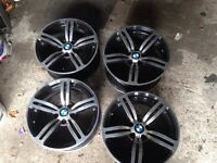 Bmw alloys 18""