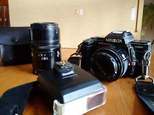 Minolta 135 mm F2.8 Lens