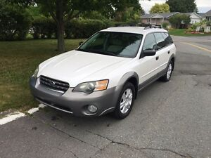 Subaru Outback Touring 2005, Automatique, Air Clim, Mags