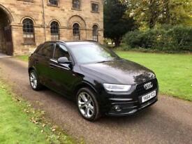 Audi Q3 2.0TDI ( 140ps ) 2014MY S Line