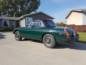1974 MGB For Sale