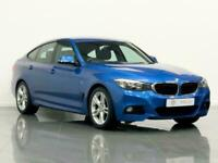 2016 BMW 3 Series 320d [190] M Sport 5dr Step Auto [Business Media] 5 door Ha...