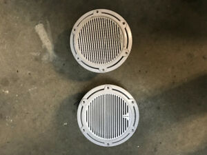 Jl audio 8 speakers make offer
