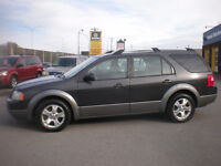 2007 Ford FreeStyle/Taurus X SEL,6 PASSAGER