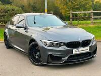 2018/18 BMW M3 3.0 Competition Package M DCT CARBON M PERFORMANCE KIT CAT S PX