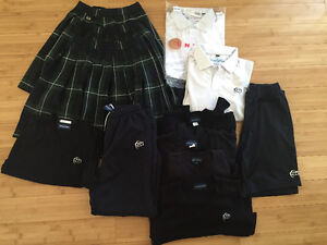 COLLEGE SAINTE MARCELLINE GIRLS UNIFORMS (HIGH SCHOOL) USED