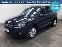 2015 VOLKSWAGEN TIGUAN 2.0 TDi BlueMotion Tech Match 5dr [2WD] SUV 5 Seats