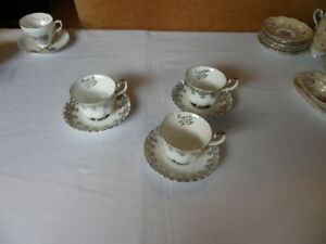 Royal Albert 25th Anniversary tea cup & saucer