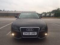 Car Audi A4 b8