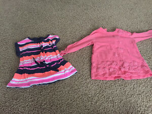 12-18 baby girl clothes
