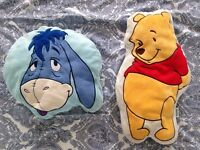 FOR SALE Disney 2 Winnie the Pooh collection pillows