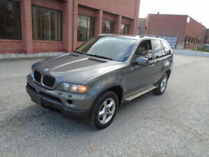 2006 BMW X5 3.0 SUV - ***PANO ROOF | LEATHER | LOADED***