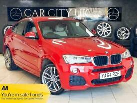 image for 2014 BMW X4 XDRIVE20d M SPORT Auto COUPE Diesel Automatic